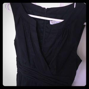 White House Black Market dress, black, size 4